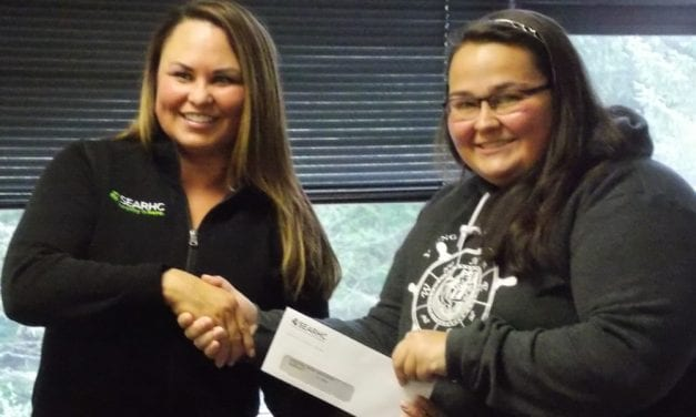 SEARHC awards healthy living grant to Petersburg Indian Association