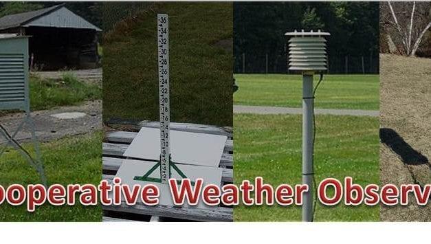 NWS seeks weather observers