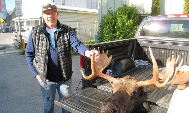 Moose hunt off to slower start