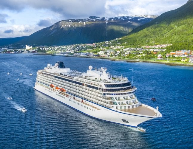 larger small cruise ship company looking for other potential ports