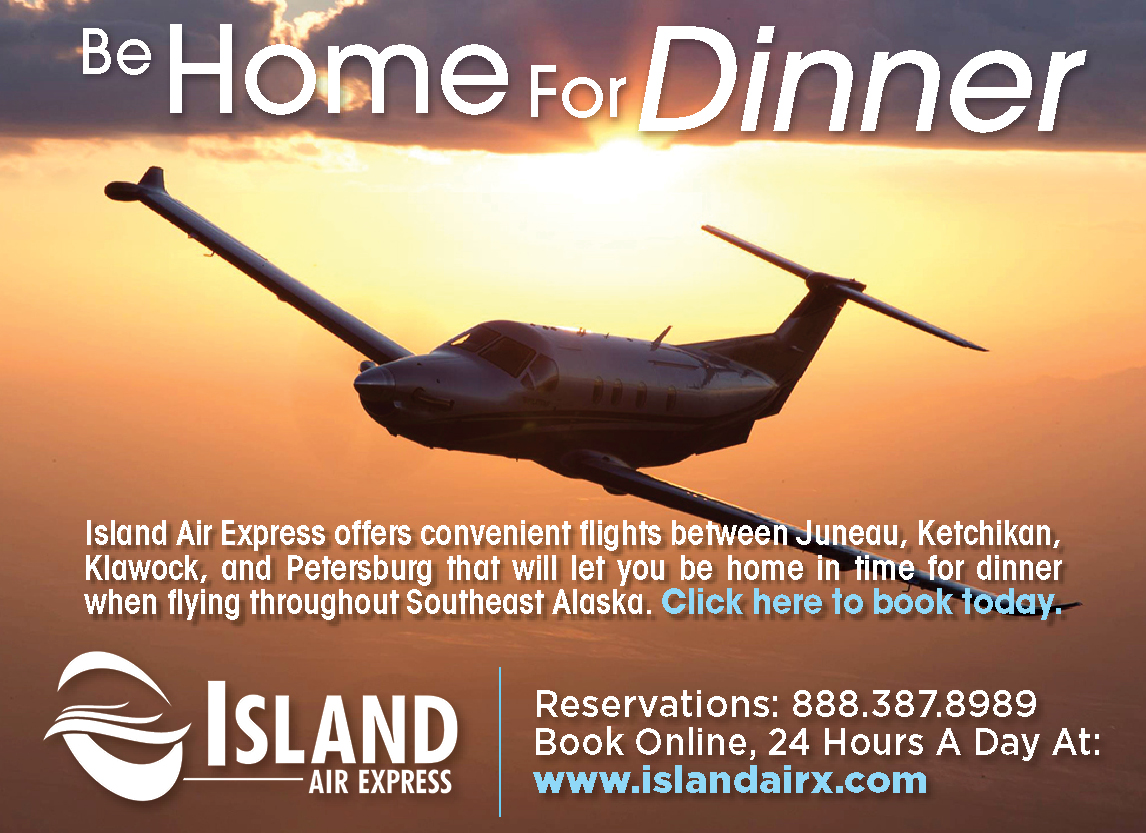 Book online at www.islandairx.com