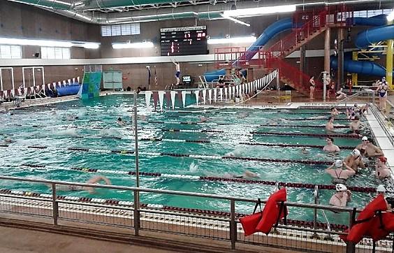 PHS's small swim team takes top spots in Ketchikan meet