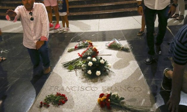 Spain Plans To Remove Franco's Remains From A Memorial, Angering His Supporters