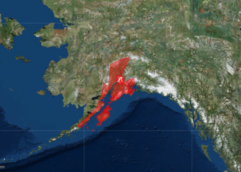 Friday Earthquake near Anchorage 7.0 magnitude – Tsunami Warning Cancelled