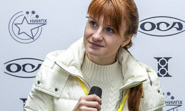 Maria Butina, Accused Of Being A Russian Agent, May Be In Talks For Plea Deal