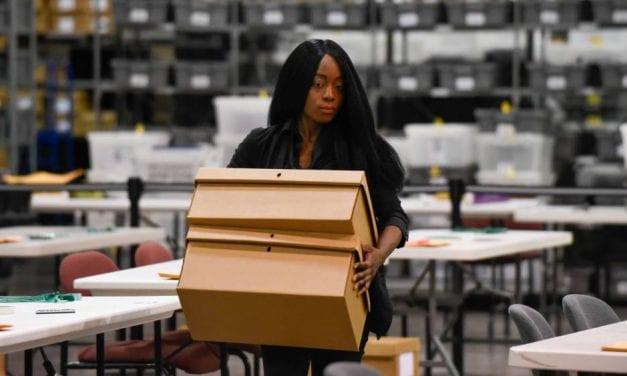 Hand Recounts Progress In Florida Senate Race