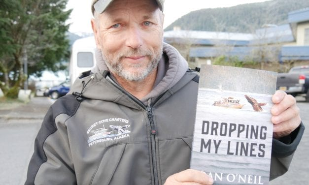 New charter fishing book covers decades of stories