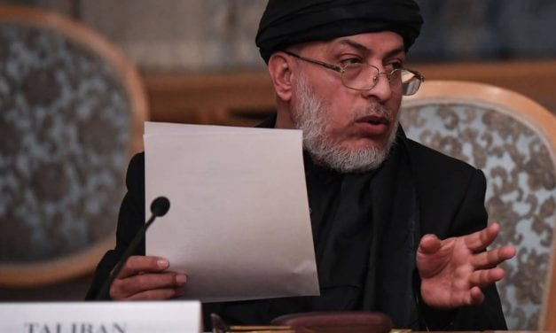 Taliban Says It Is Meeting With U.S. Officials, Amid Escalating Peace Efforts