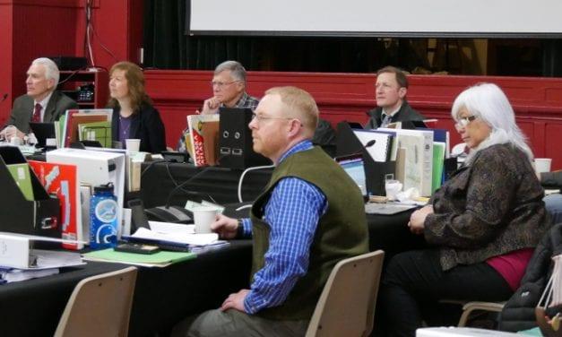 State game board meeting opens in Petersburg