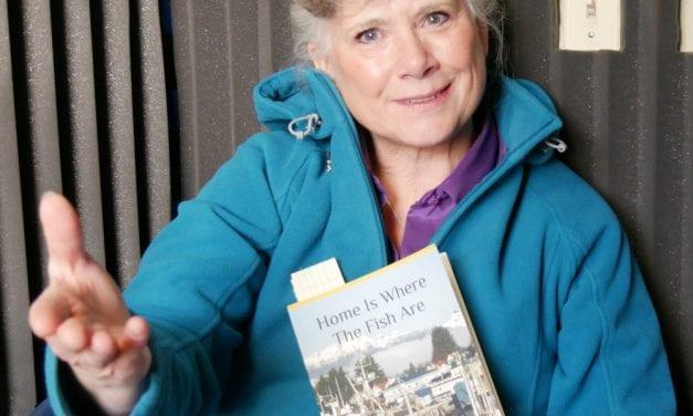 Former Petersburg teacher, fisherman offers first book
