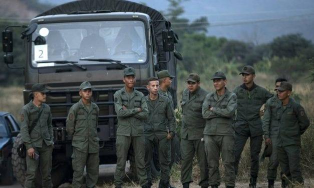 Venezuela's Maduro Orders Closure Of Brazilian Border