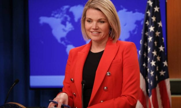 Heather Nauert Withdraws From Consideration For U.N. Ambassador