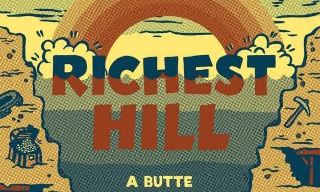 Nora Saks, 2017 KFSK intern, launches Richest Hill podcast