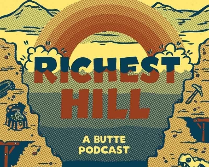 Nora Saks, 2017 KFSK intern, launches Richest Hill podcast