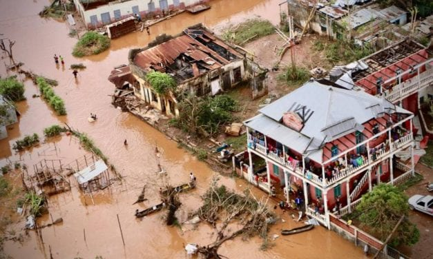 Death Toll From Cyclone Idai Climbs To More Than 600