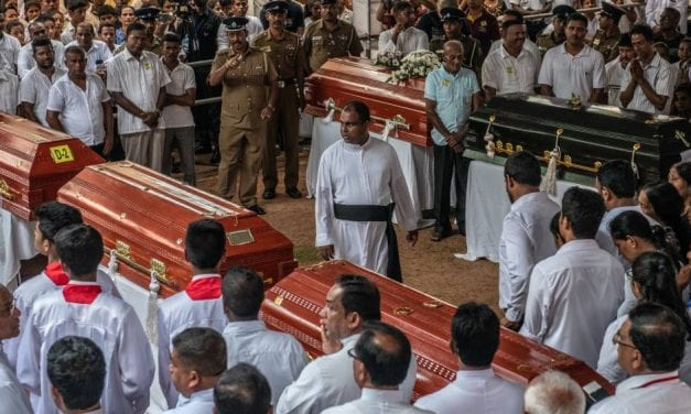 Mass Funerals Begin In A Grieving Sri Lanka