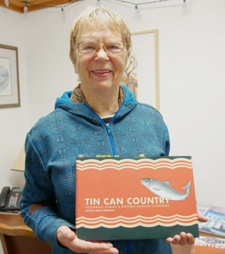 New book packed with history of Southeast salmon canneries