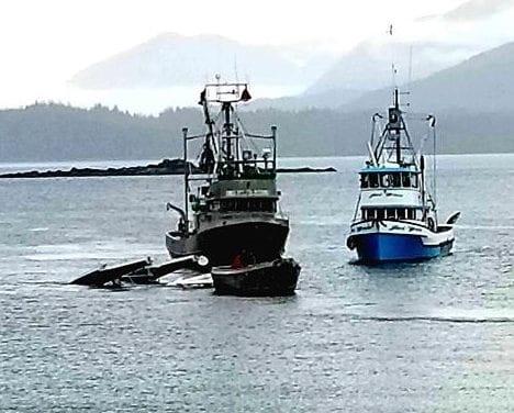 Two dead after floatplane crashes near Annette Island