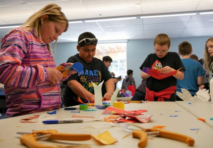 Petersburg students learn about the complicated cost of plastics