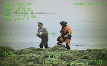 Coast Guard medevacs captain of fish processing vessel