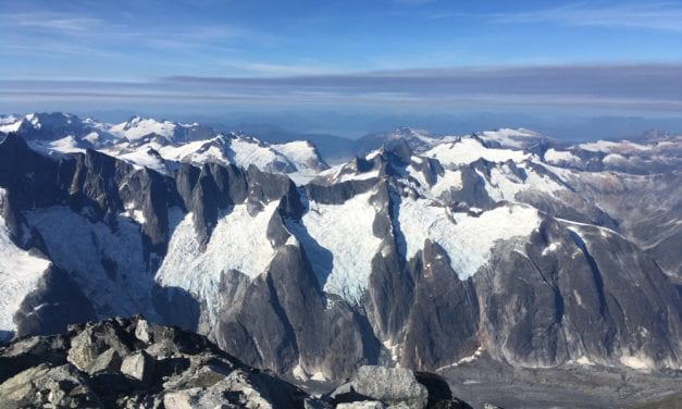 Local climbers successfully summit Devils Thumb