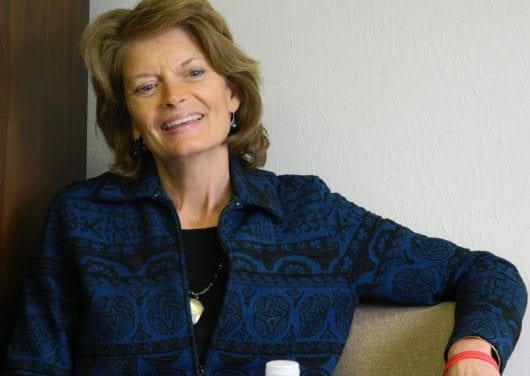 Murkowski talks healthcare, energy and natural resources at chamber lunch