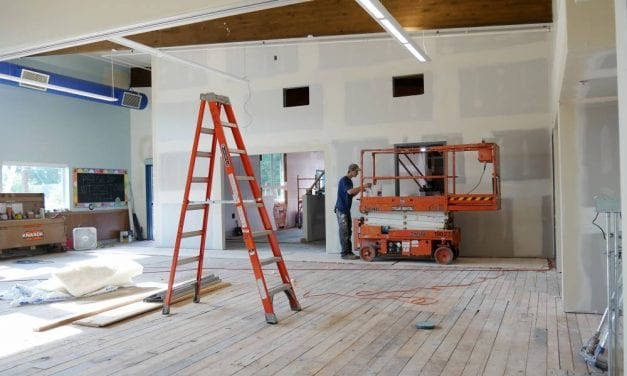 Elementary cafeteria remodel won't be finished for start of school