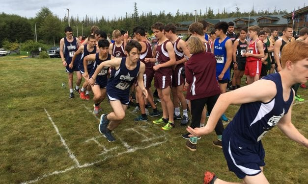 Petersburg High School cross country runners lead small schools in Craig