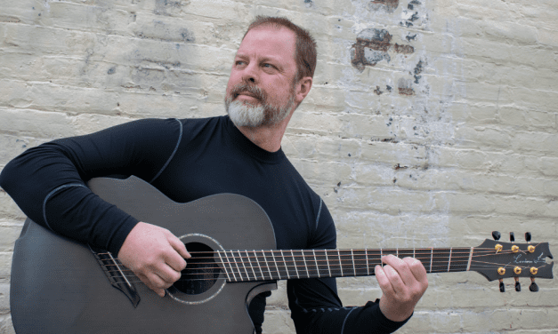 Storytelling singer songwriter returns to Petersburg