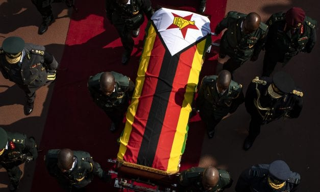 Mugabe's State Funeral Proceeds, But His Burial Plan Has Been Mired In Controversy