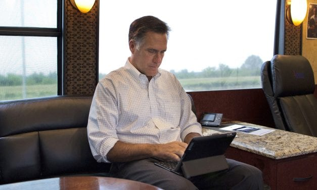 Mitt Romney, 'Pierre Delecto' And The Strategy Of Anonymously Criticizing Trump