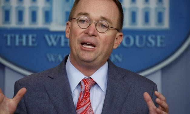 Mulvaney Walks Back Ukraine Remarks, Admits It Wasn't A 'Perfect Press Conference'