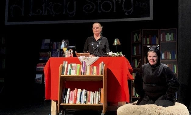 """Mitkof Mummers to perform comedy melodrama, """"The Enchanted Bookshop"""""""