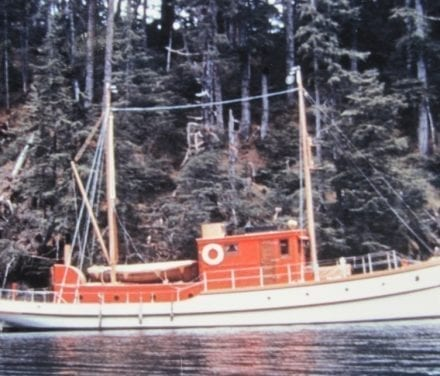 City and feds to preserve the last ranger boat left in Alaska