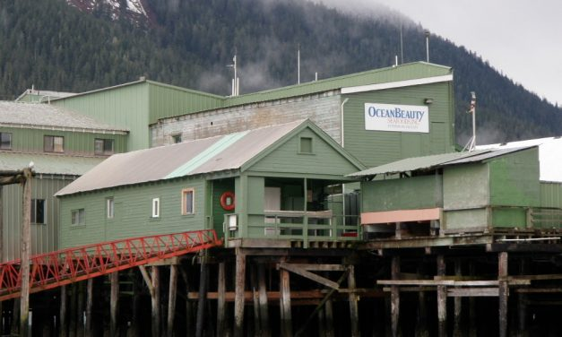 Ocean Beauty accepts offer on seafood plant for sale in Petersburg
