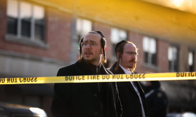 'Acts Of Hate': Officials Say Jersey City Shooters Held Animus Toward Jews And Cops