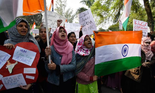 'Our Democracy Is In Danger': Muslims In India Say Police Target Them With Violence