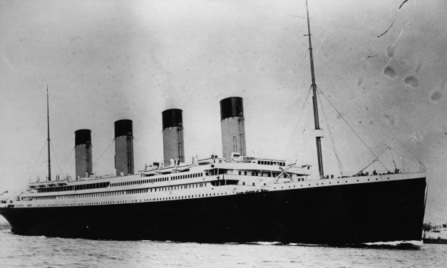 Titanic Wreckage Now Protected Under U.S.-U.K. Deal That Was Nearly Sunk