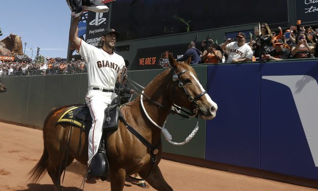 MVP Pitcher Madison Bumgarner Has A Secret Life — As A Champion Cattle-Roper